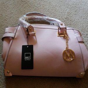 Handbags - Mia k Farrow satchel